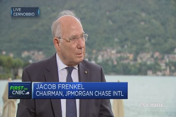 Protectionism 'damaging to jobs', says JP Morgan International chairman