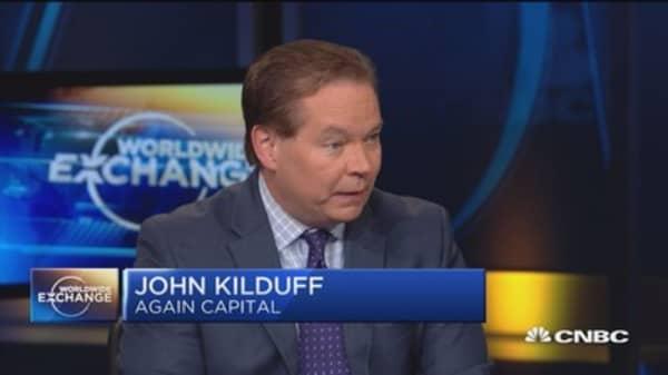 Kilduff:  No reason for panic to ensure over gasoline
