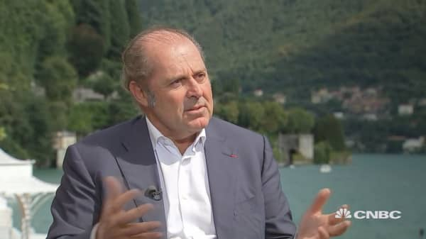 'There is no future out of Europe' for Italy, says Generali CEO