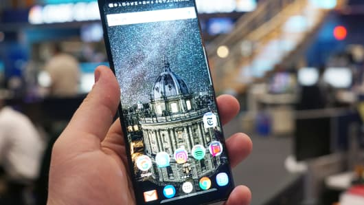 CNBC Tech: Note 8 review