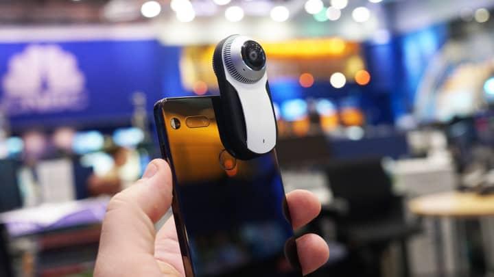 CNBC Tech: Essential camera 3