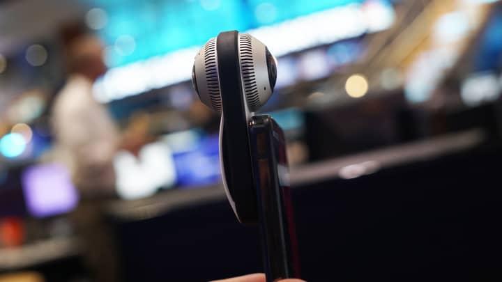 CNBC Tech: Essential camera 6