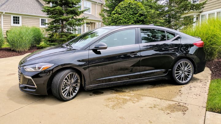 2017 Hyundai Elantra Sport review: A lot to like but little