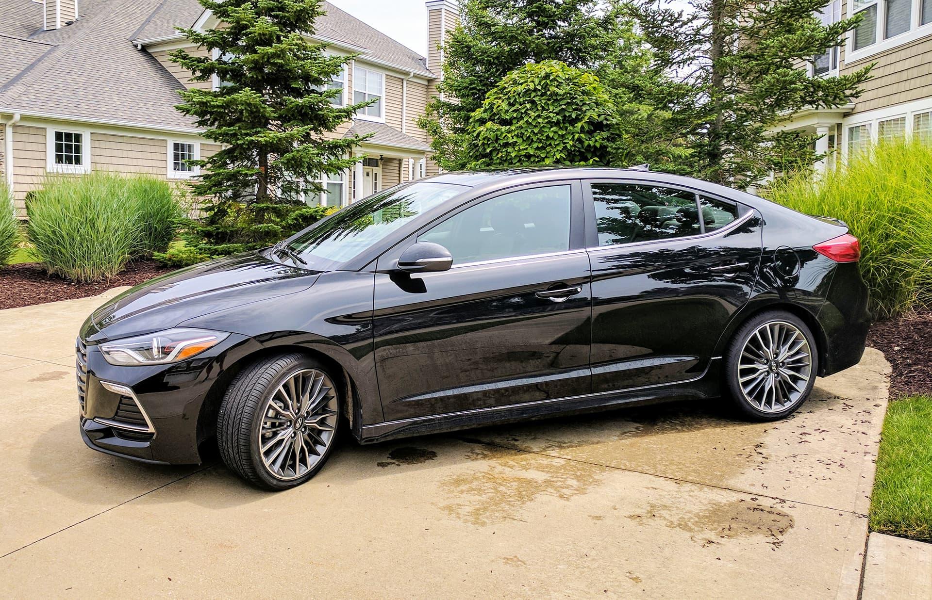 Hyundai Elantra: Menu tree
