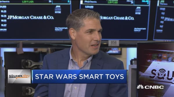 Sphero releases new Star Wars smart toys