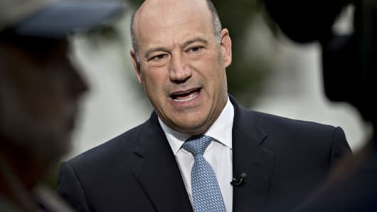 Gary Cohn, director of the U.S. National Economic Council