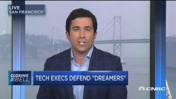 Tech executives defend DACA