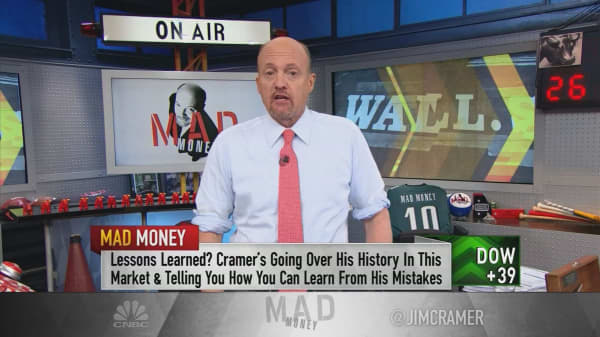 Cramer's biggest investing mistakes