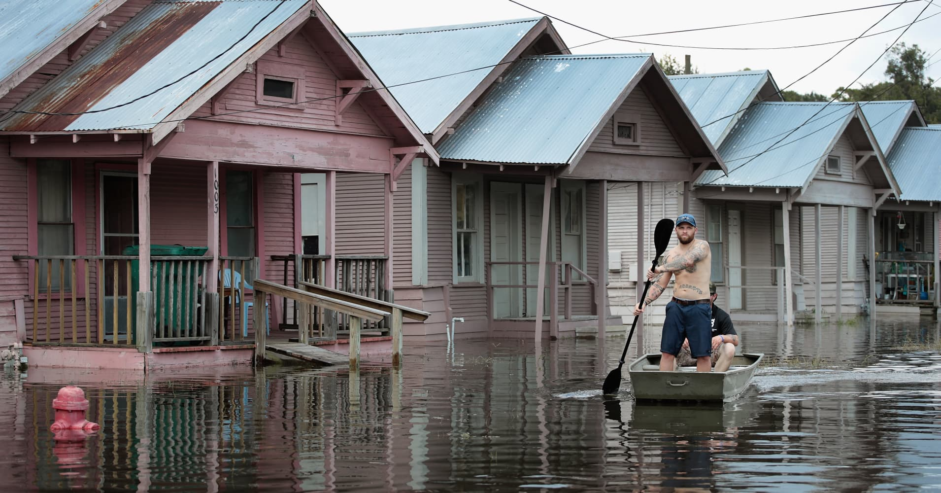 Potential for foreclosure crisis because of climate change is real