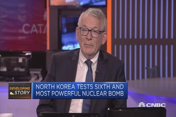 North Korea antagonizing China is 'devilishly risk-taking': Analyst
