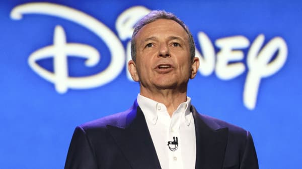 Bob Iger, chairman and chief executive officer of The Walt Disney Co.