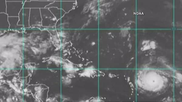 Florida, Puerto Rico declare state of emergency ahead of Hurricane Irma