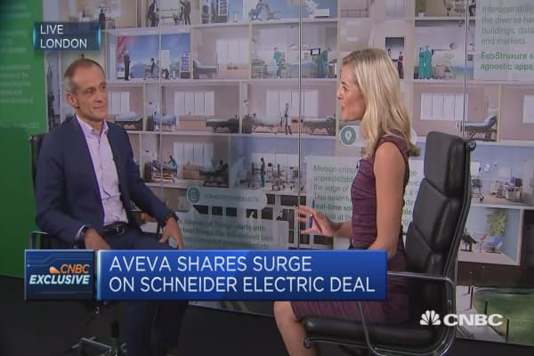Market is more stable for deal than in 2015: Schneider Electric CEO