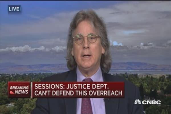Roger McNamee on DACA: I think the tech CEOs are going to fight for this