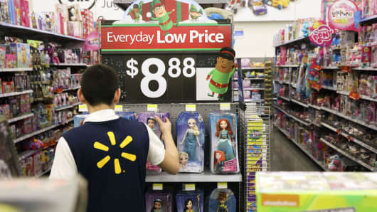 Wal-Mart hopes to win this holiday season with exclusive ...