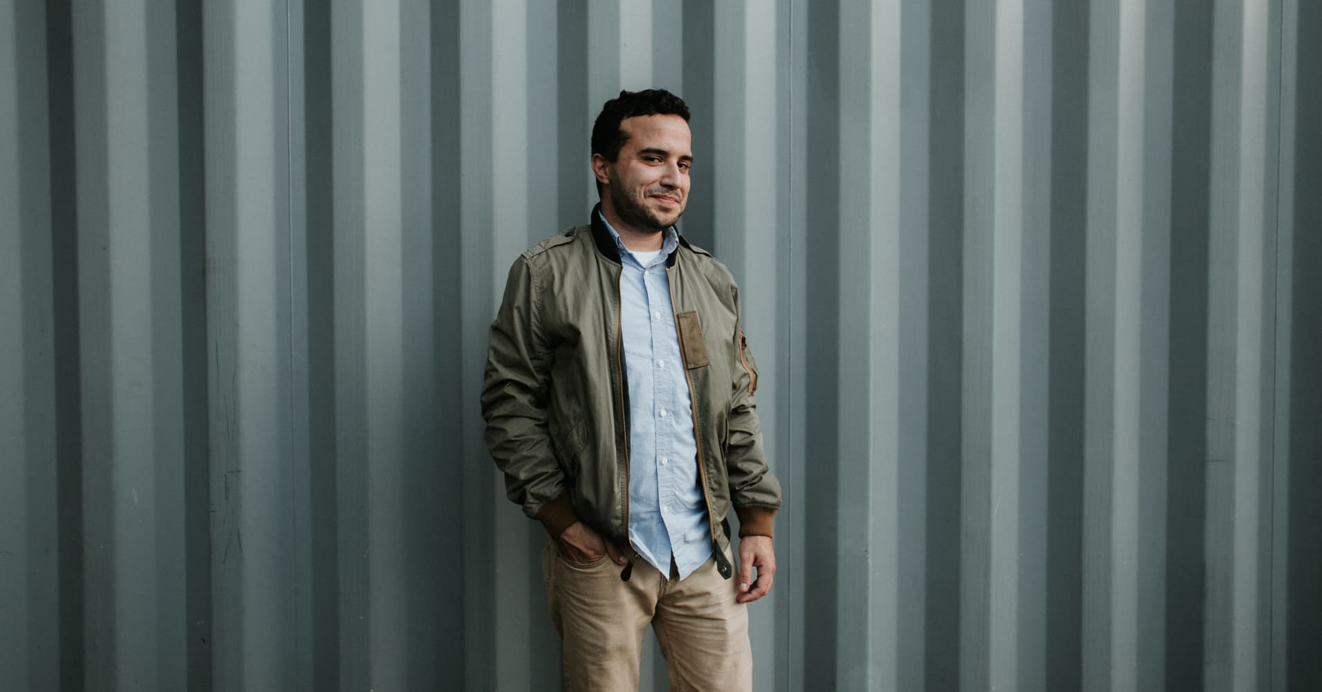 "Juan Escalante is a DACA-recipient who was born in Venezuela and lives in in Tallahassee, Fla. He reveals what it is like to be a ""dreamer"" under the Trump administration."