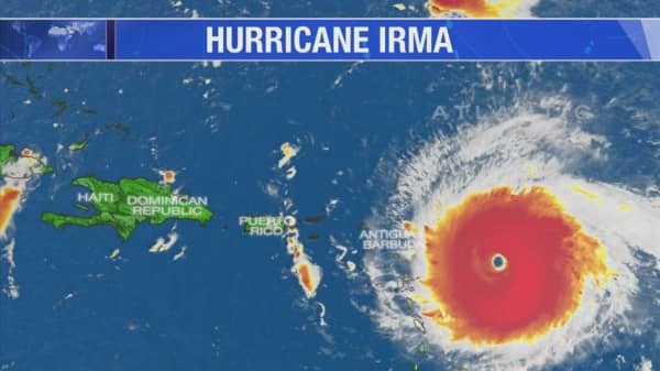 What Hurricane Irma means for your weekend travel