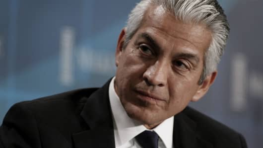 Javier Palomarez, CEO of the U.S. Hispanic Chamber of Commerce
