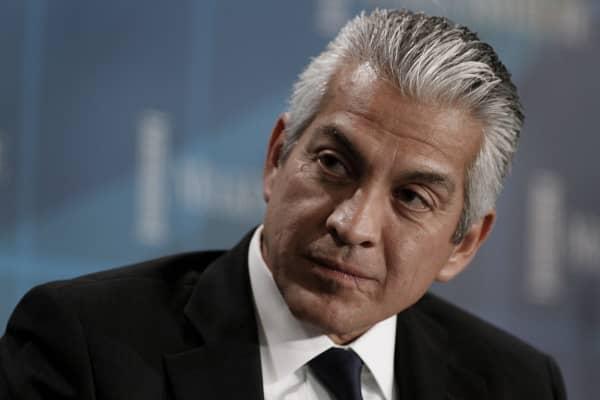 Javier Palomarez, CEO of the U.S. Hispanic Chamber of Commerce