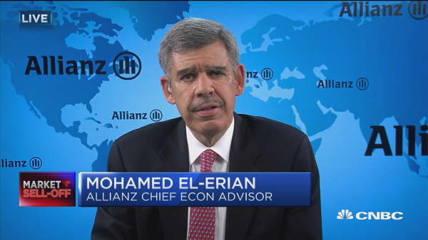 Market sell off is doesn't come as surprise: Allianz's Mohamed El-Erian