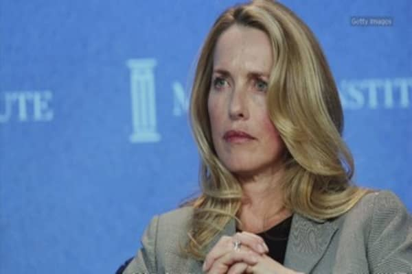 Laurene Powell Jobs is airing political ads in the wake of Trump's DACA decision