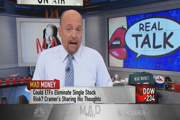 Cramer: Why I'm against ETFs