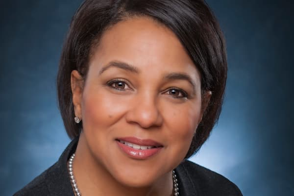 Rosalind Brewer, Group President and Chief Operating Officer of Starbucks.