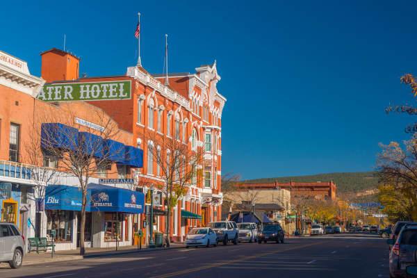 Durango, Colorado.