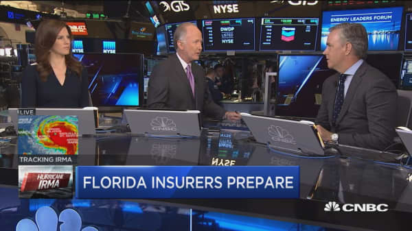 The industry currently has about $700B in surplus ready to pay claims: Insurance Information Institute CEO