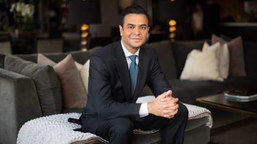Ravin Gandhi, CEO of GMM Nonstick Coatings