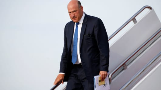 Gary Cohn unlikely to get tapped as Fed chair