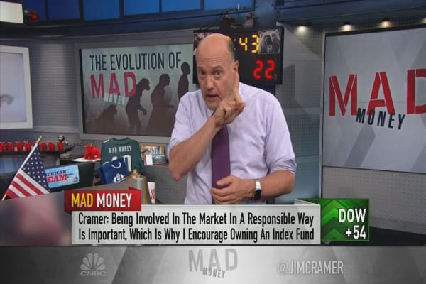 How the  financial crisis changed Jim Cramer's investing approach forever
