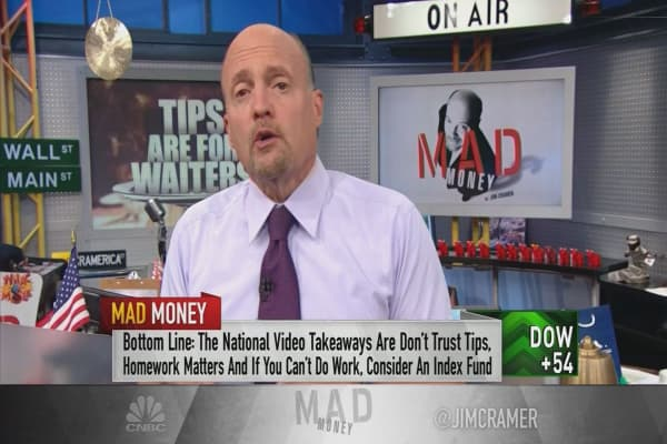 Cramer: My top 4 rules for owning stocks