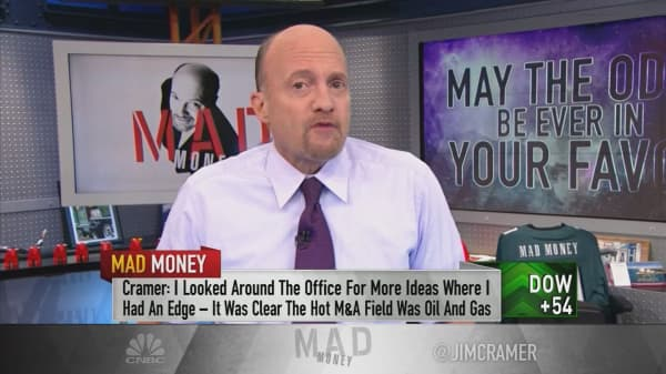 How Jim Cramer used the stock market to pay for Harvard Law school