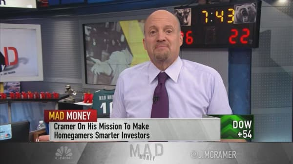 Cramer's top 4 rules for owning stock