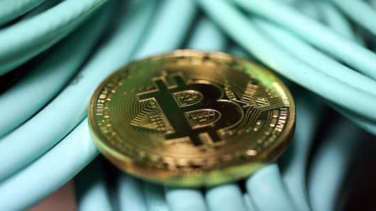 bitcoin price chart history