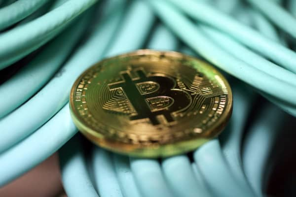 Bitcoin on cables.
