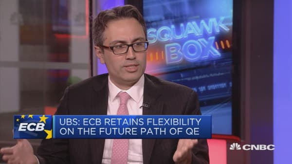 ECB retains flexibility on the future path of QE, says strategist