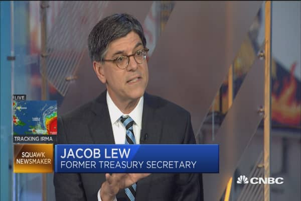 Start tax reform first 'by doing no harm': Jack Lew