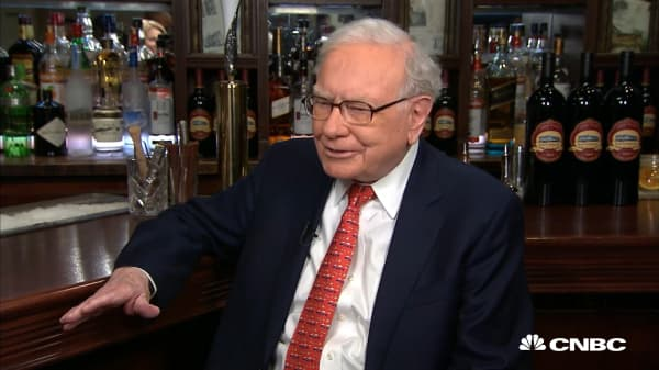 Warren Buffett explains how his wife convinced him to raise money for an organization in a rough part of San Francisco