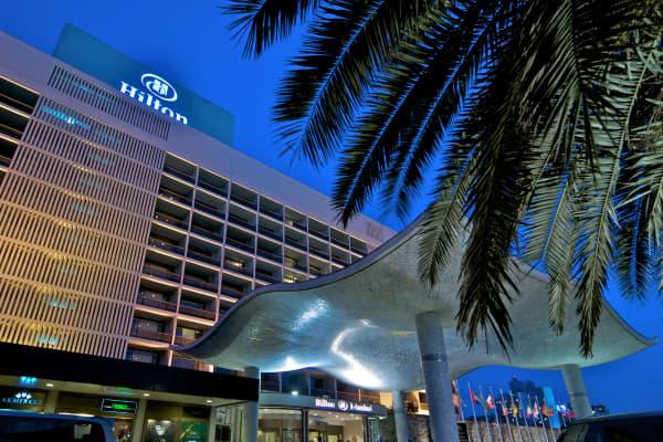 The Hilton Istanbul