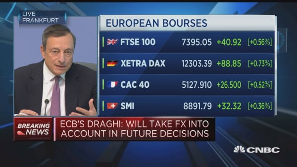 Draghi: Bulk of decisions will likely be taken in October