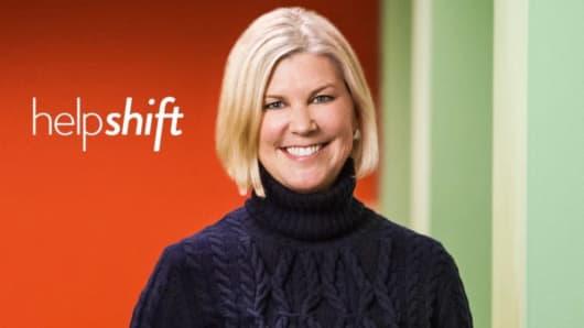 Linda Crawford named CEO of Helpshift.