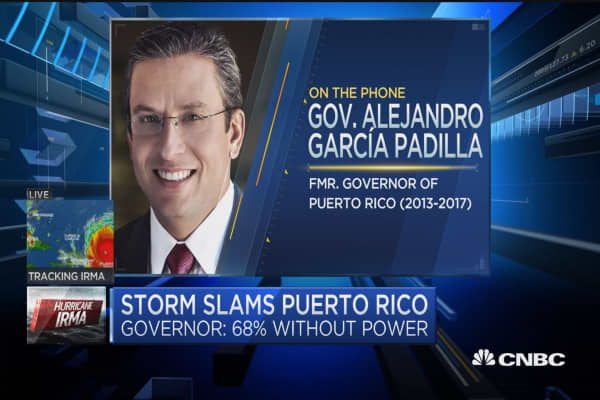 'I have no doubts' we'll qualify for FEMA assistance: Former Puerto Rico governor