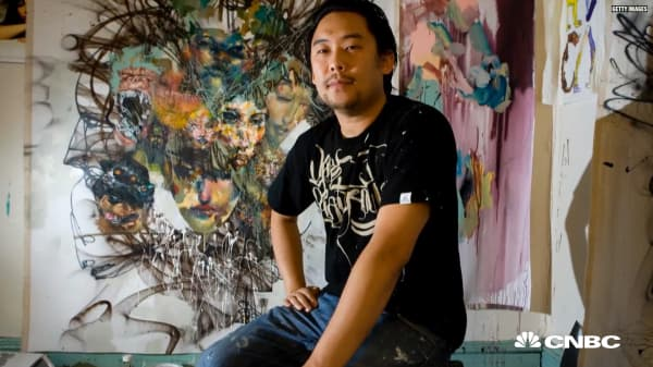 How choosing to not get paid made one Facebook graffiti artist a multimillionaire