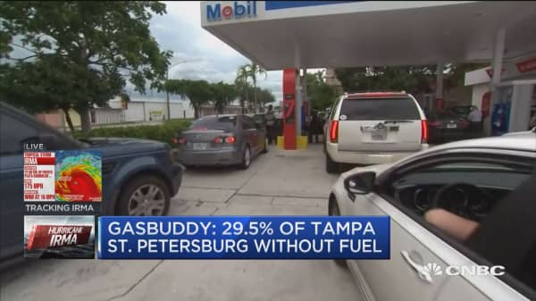 GasBuddy: There's insatiable demand for gas in South Florida