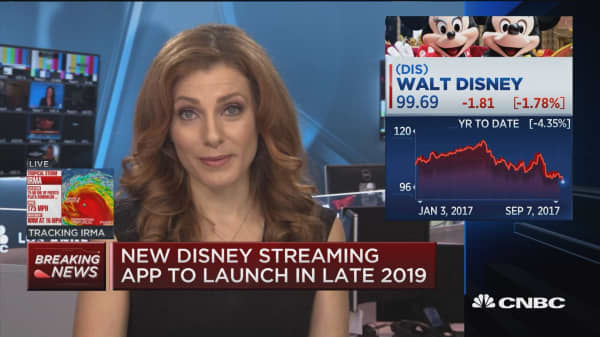 New Disney streaming app to launch in late 2019