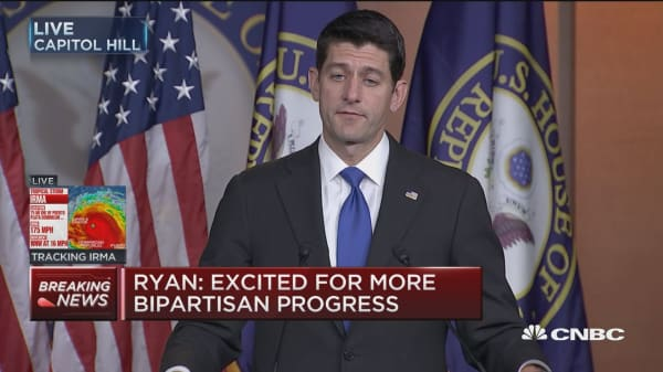 Paul Ryan: DACA is a symptom of our uncontrolled border problem