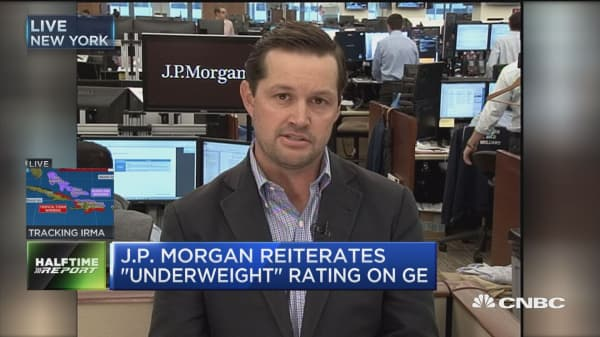 JPMorgan: GE fundamentals