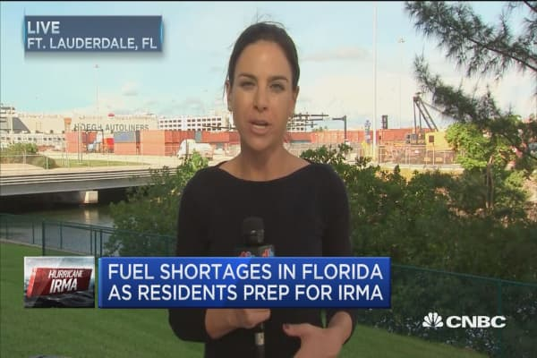 Fuel becoming a massive issue in Florida